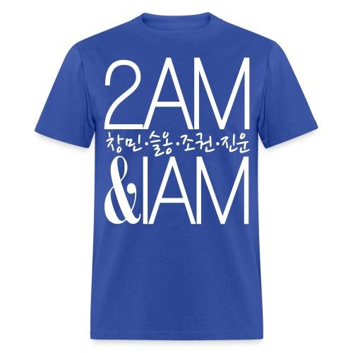 [2AM] IAm 2AM - Men's T-Shirt