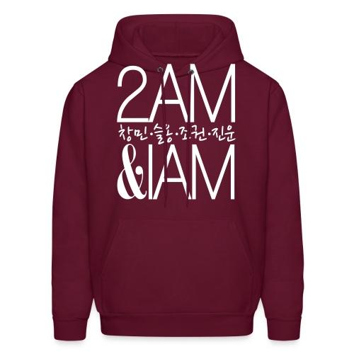 [2AM] IAm 2AM - Men's Hoodie