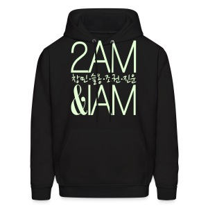 [2AM] IAm 2AM (Glow in the Dark) - Men's Hoodie