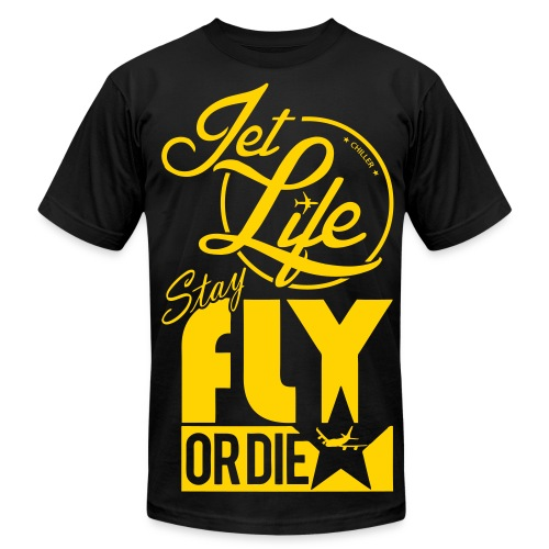 Jet Life  - Men's  Jersey T-Shirt