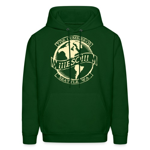 Men's Cumbieros hoodie - Men's Hoodie