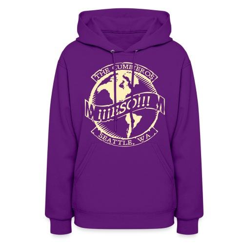 Women's Cumbieros hoodie - Women's Hoodie