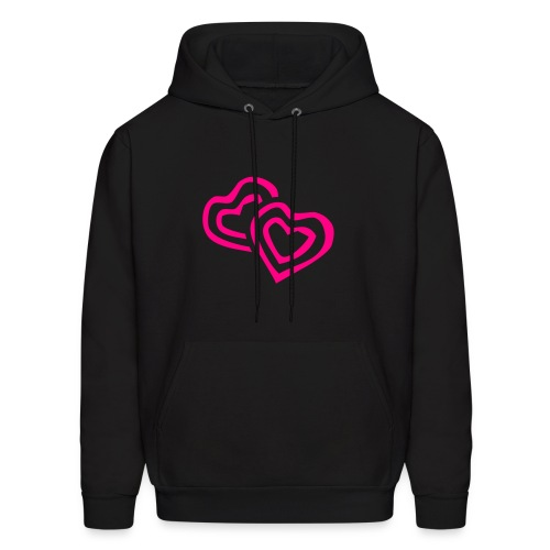 LOVE AND  - Men's Hoodie