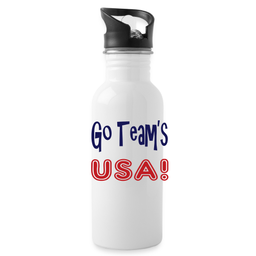 GO TEAMS USA - Water Bottle