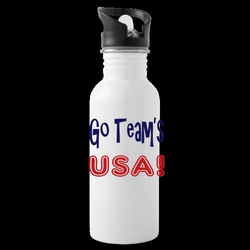 GO TEAMS USA - Water Bottle