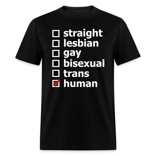 Human 3 - Men's T-Shirt