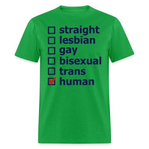 Human 1 - Men's T-Shirt