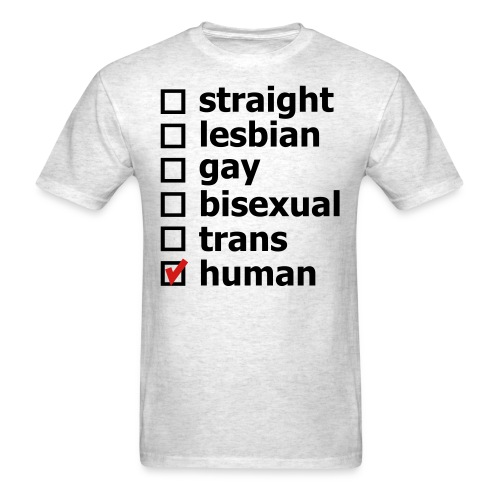 Human 2 - Men's T-Shirt