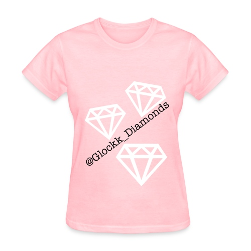 @Glockk_Diamonds - Women's T-Shirt
