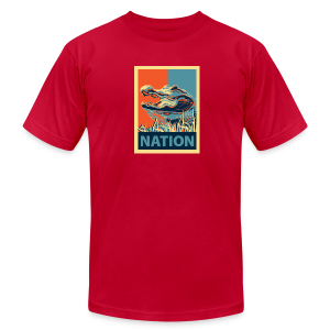 Gator Nation Tee - Men's T-Shirt by American Apparel