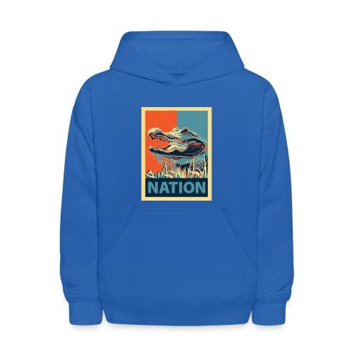 Gator Nation Kids Hoodie - Kids' Hoodie