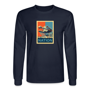 Gator Nation Long Sleeve Tee - Men's Long Sleeve T-Shirt