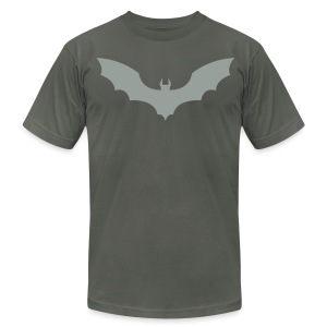 Bat Symbol a - Men's T-Shirt by American Apparel