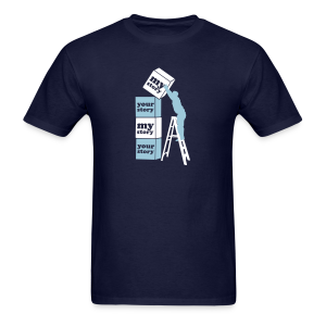 Storytopper - Men's T-Shirt