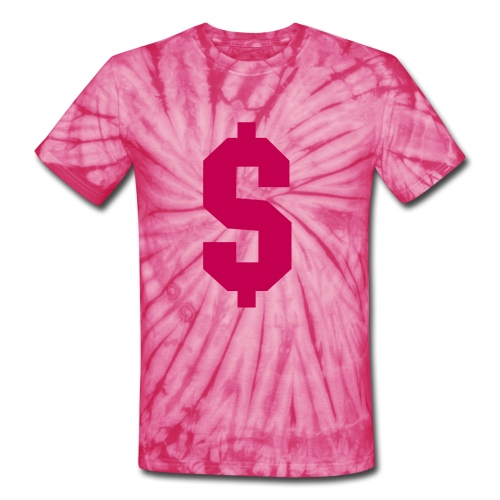 Most Expensive Shirt in the World. - Unisex Tie Dye T-Shirt