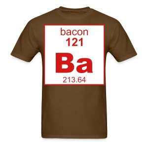 Bacon 121 - Men's T-Shirt