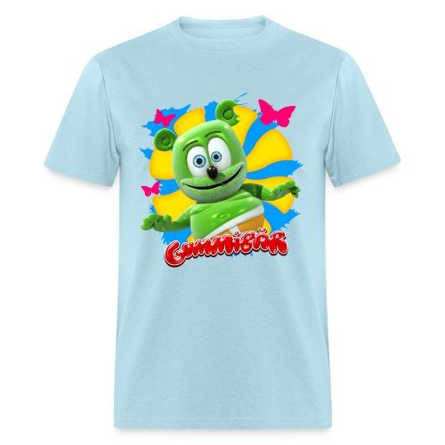 Gummibär (The Gummy Bear) Butterflies Men's Standard T-Shirt - Men's T-Shirt
