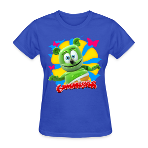 Gummibär Butterflies Ladies T-Shirt - Women's T-Shirt