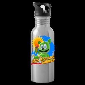 It's A Great Summer Gummibär (The Gummy Bear) Water Bottle - Water Bottle
