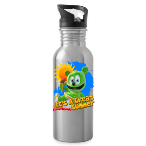 It's A Great Summer Gummibär (The Gummy Bear) Water Bottle - Water Bottle