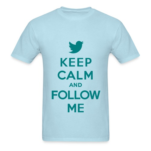 Twitter shirt - Men's T-Shirt