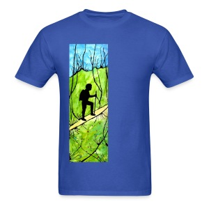 Hiking Standard Weight T-shirt - Men's T-Shirt