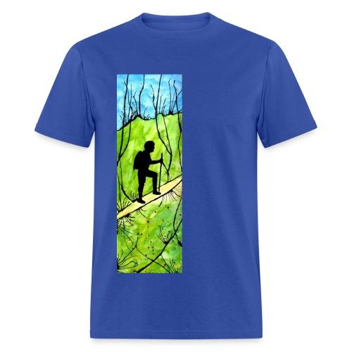 Hiking Standard Weight T-shirt - Men's T-Shirt