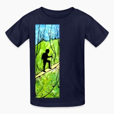 Hiking Kids' Shirts
