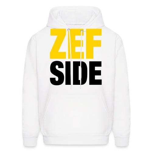 Zef Side Hoodie - Men's Hoodie