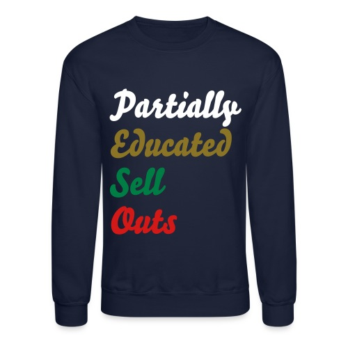 Print Sweater - Crewneck Sweatshirt