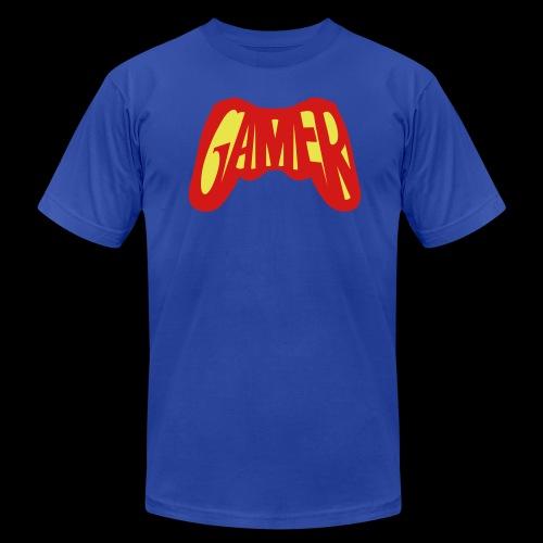 GLA Supergamer - M AA - Men's Fine Jersey T-Shirt