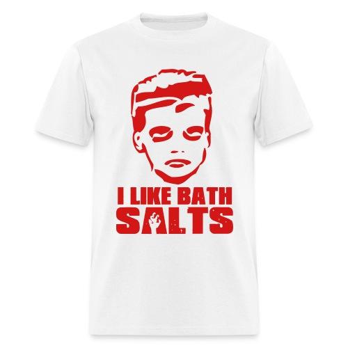 Bath Salt Butcher Tee - Men's T-Shirt