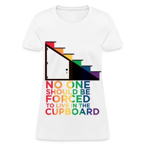 Women's HP Equality - Women's T-Shirt