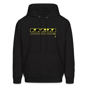 Trespassing Beat - Men's Hoodie