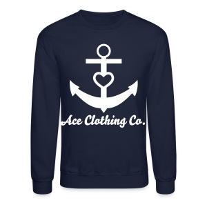 Lovely Anchor - Crewneck Sweatshirt