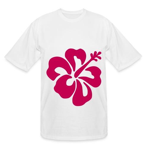 Flower - Men's Tall T-Shirt