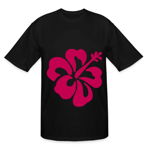 Flower - Men's Tall T-Shirt