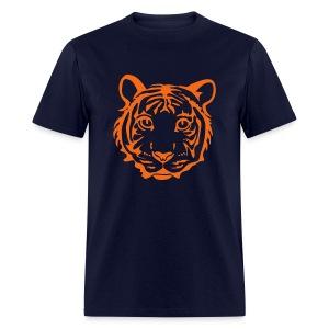 Tiger Head - Men's T-Shirt