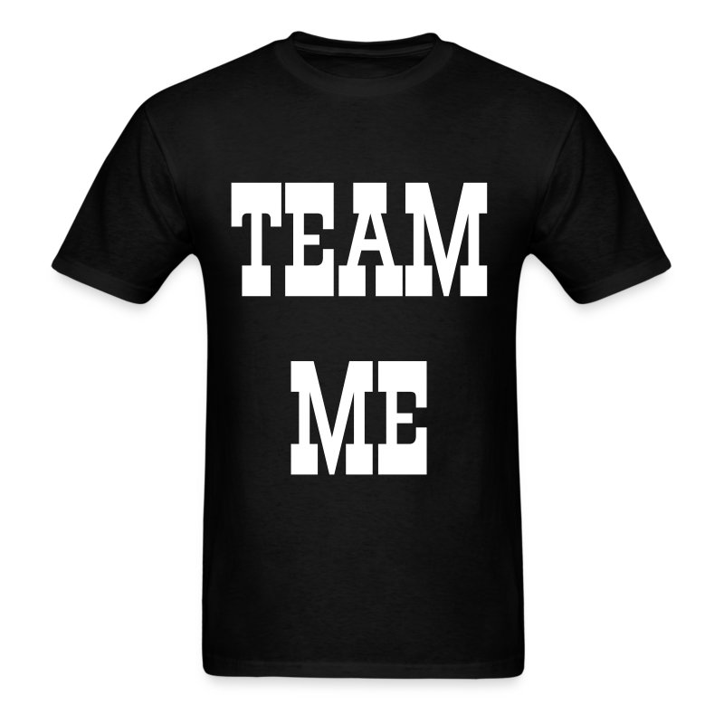 Team Me - Men's T-Shirt