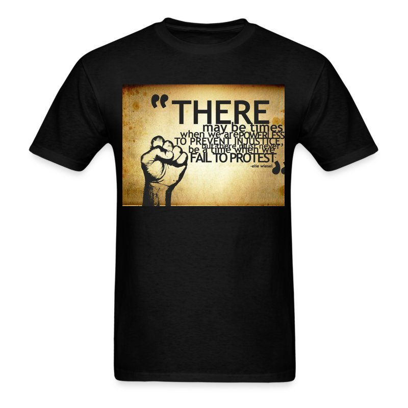 there_may_be_times_when_we_are_powerless - Men's T-Shirt