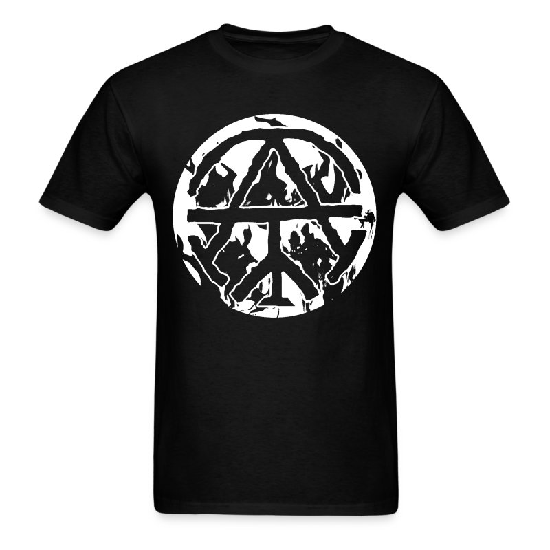 anarchy_peace_34234 - Men's T-Shirt
