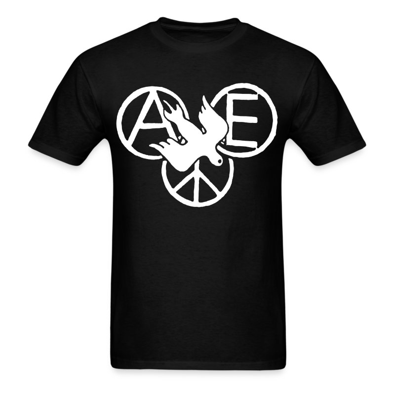 anarchy_equality_peace - Men's T-Shirt