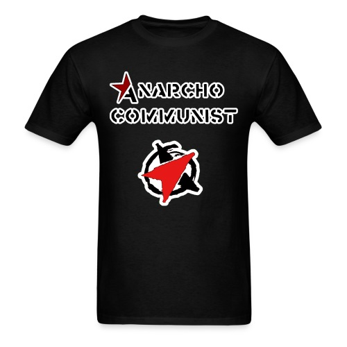 anarcho_communist - Men's T-Shirt