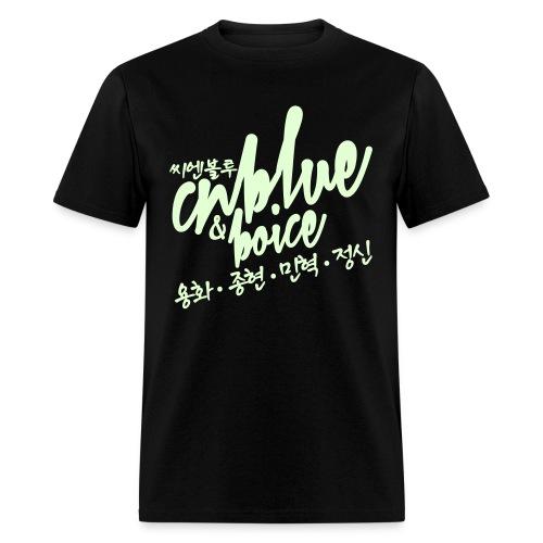 [CNB] CNB & Boice (Glow in the Dark) - Men's T-Shirt