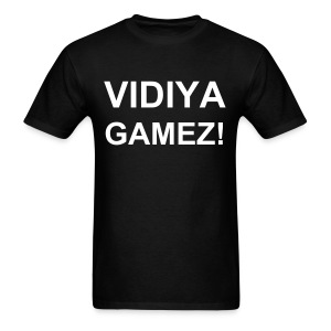 VIDIYA GAMEZ! - Men's T-Shirt