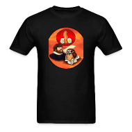 T-Shirts ~ Men's T-Shirt ~ The Legend of Bacon Dick