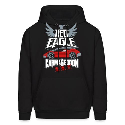 Red Eagle - Men's Hoodie