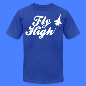 Fly HIgh T-Shirts - stayflyclothing.com - Men's T-Shirt by American Apparel