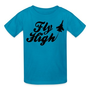 Fly HIgh Kids' Shirts - stayflyclothing.com - Kids' T-Shirt