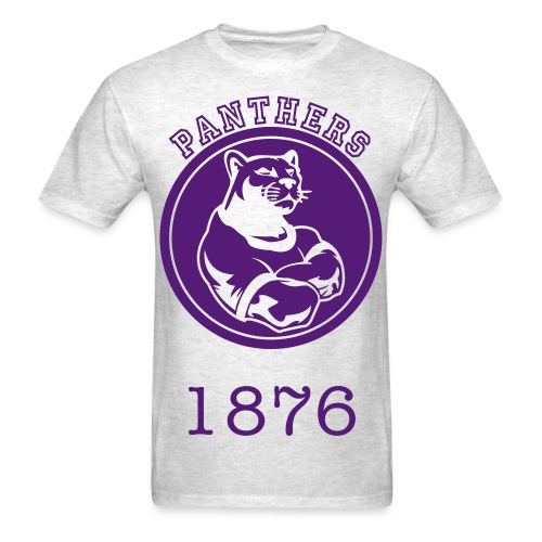 Respect The Panther - Men's T-Shirt